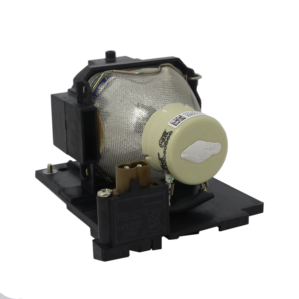 Lutema Projector Replacement Lamp with Housing Bulb for Hitachi CP-WX3015WN