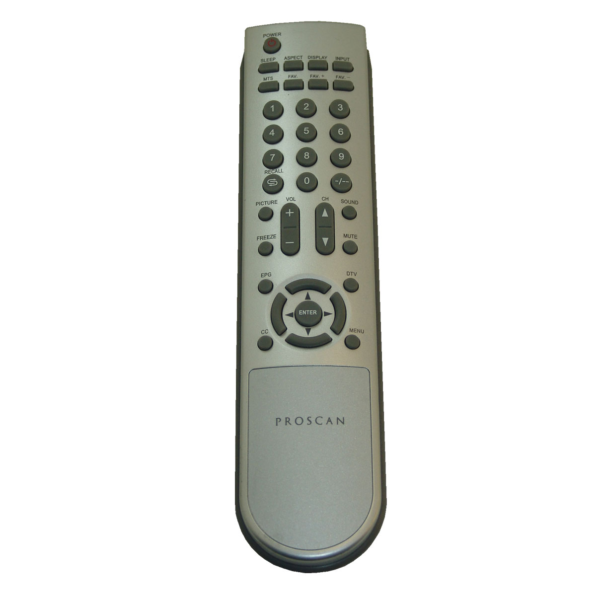 PROSCAN Replacement Remote Control for