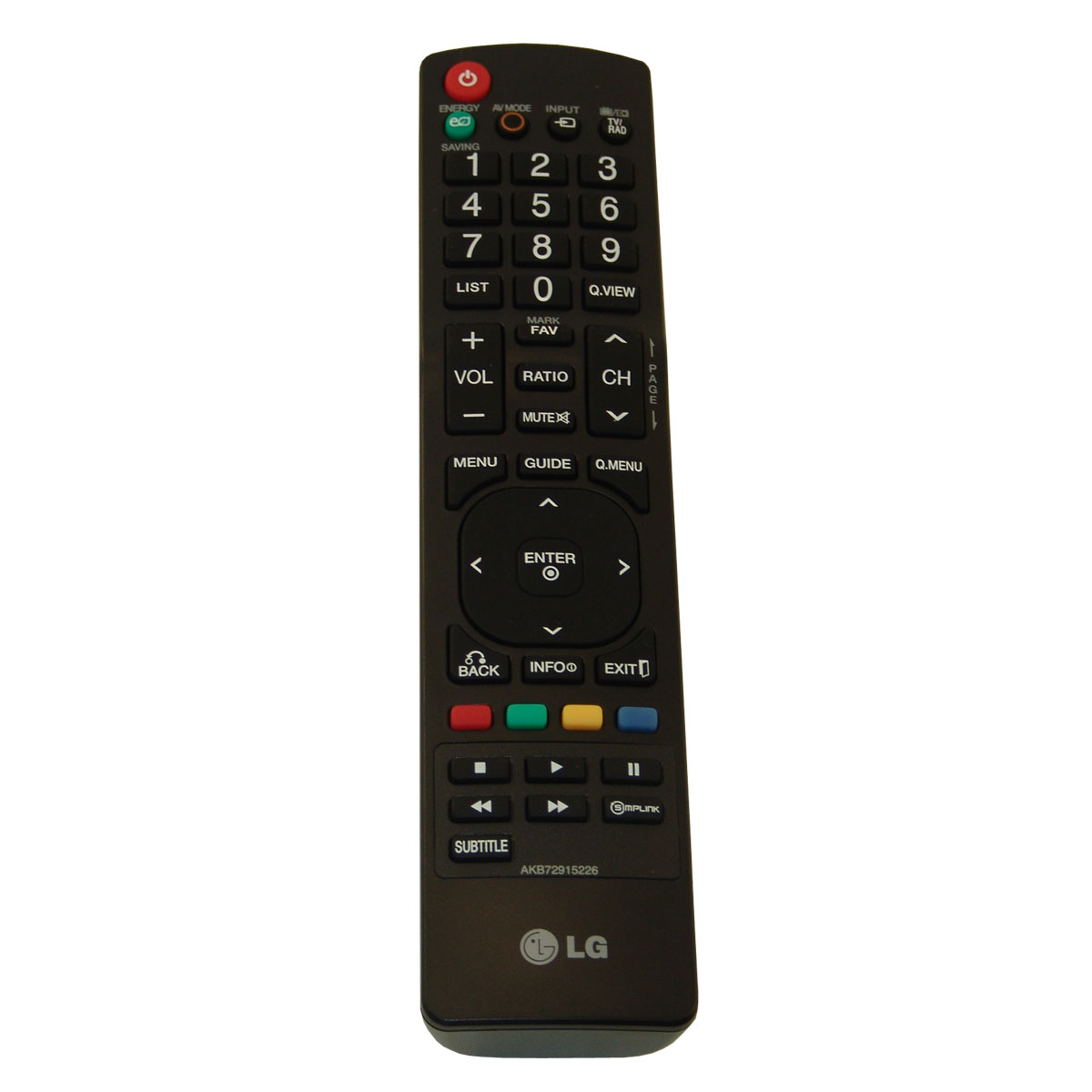 how to use lg tv remote control