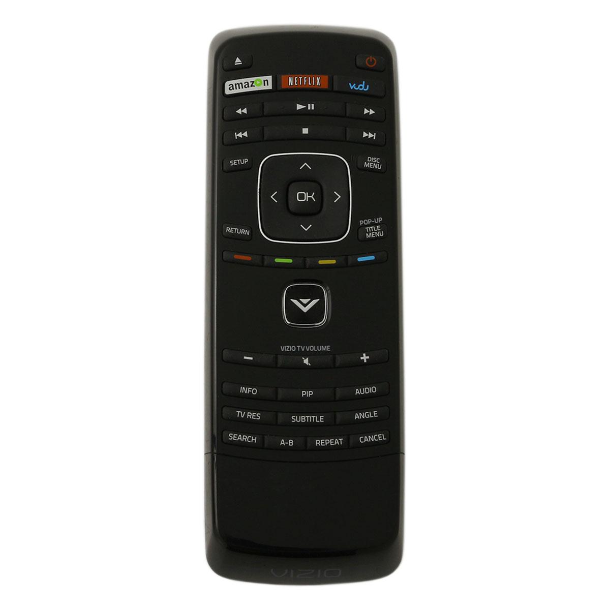 Remote control for tv vizio