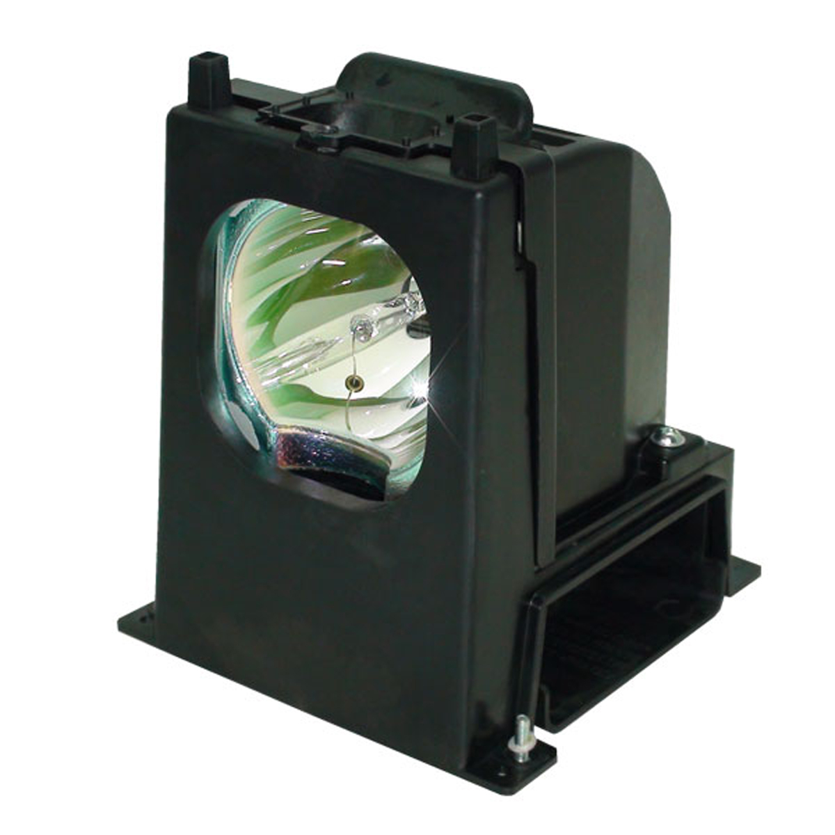 about osram lamp housing for mitsubishi wd73727 projection tv bulb dlp. Black Bedroom Furniture Sets. Home Design Ideas