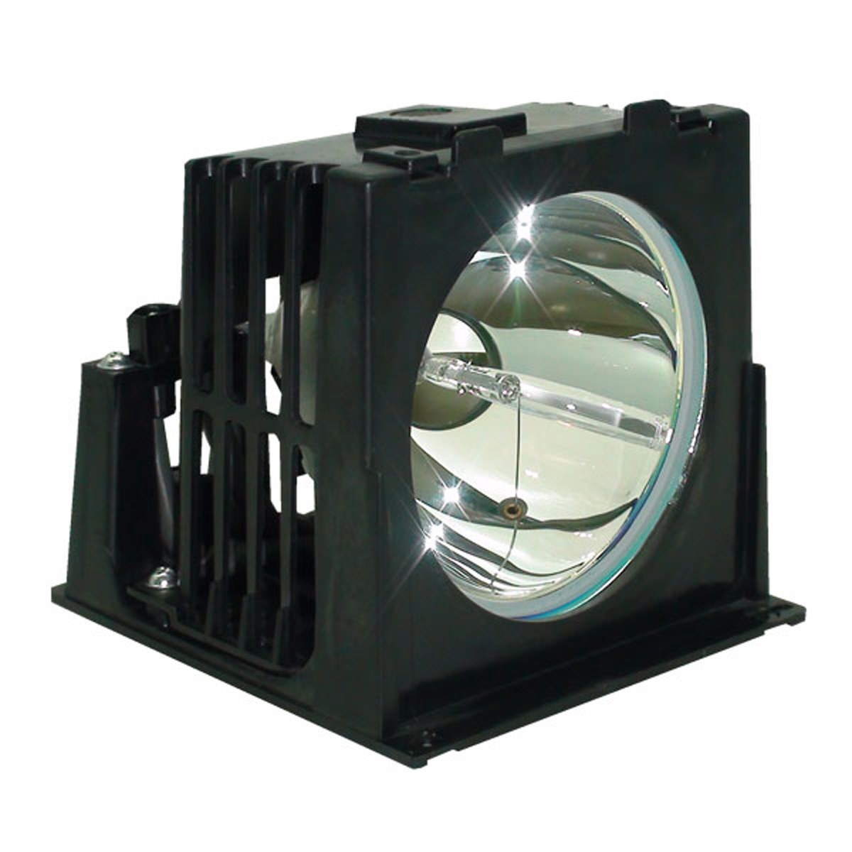 about mitsubishi 915p026010 915p026a10 dlp tv lamp bulb housing cage. Black Bedroom Furniture Sets. Home Design Ideas