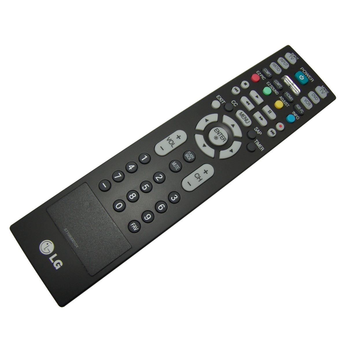 Original Lg Remote Control For 32lc2r Tv Television