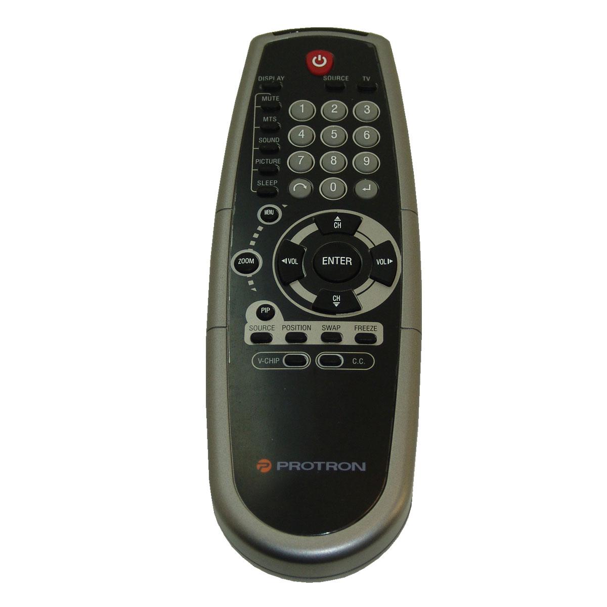 Original Protron Remote Control For Pltv 37 Pltv37 Tv